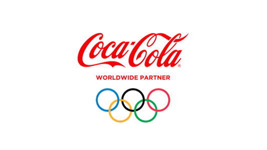 Coke Olympic Partner