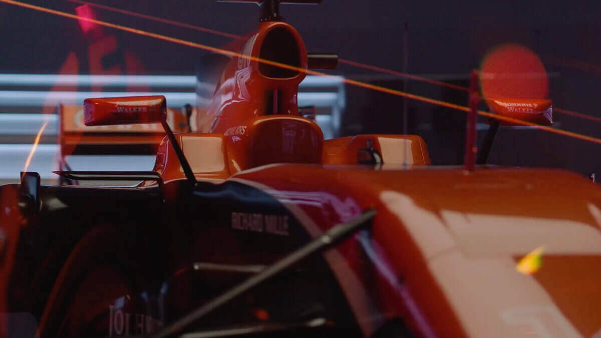 McLaren Car Launch